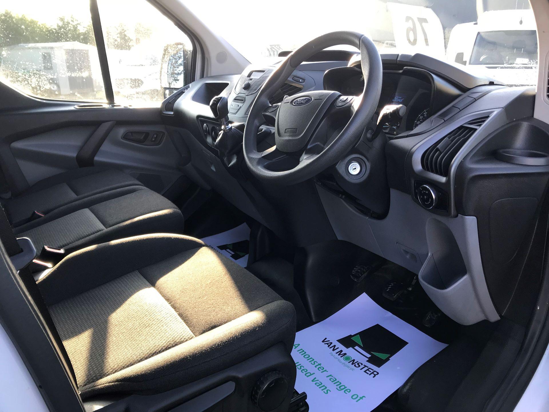 2018 Ford Transit Custom  290 L2 FWD 2.0 TDCI 105PS L/R EURO 6 (FE18VSC) Image 19