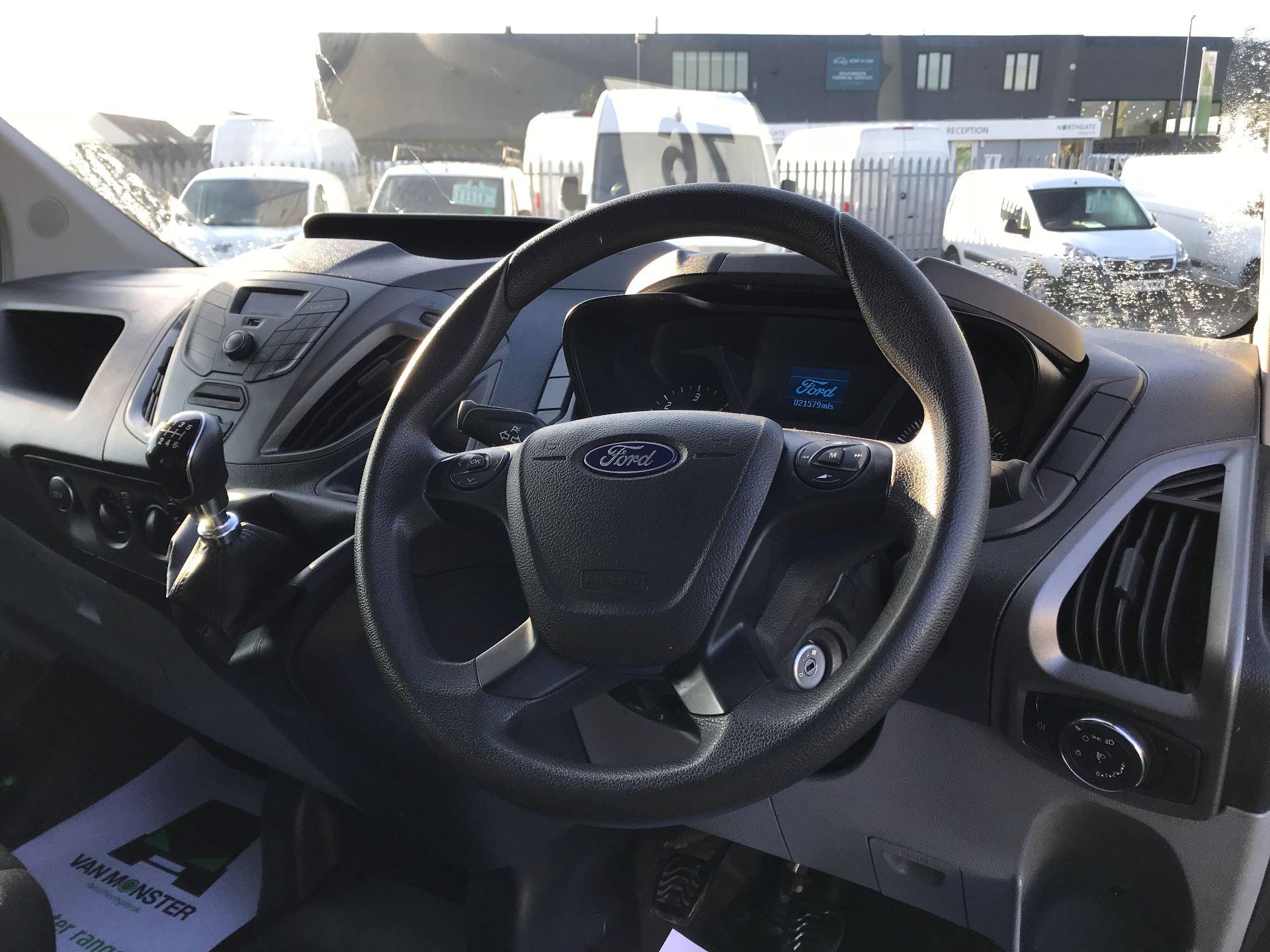 2018 Ford Transit Custom  290 L2 FWD 2.0 TDCI 105PS L/R EURO 6 (FE18VSC) Image 21