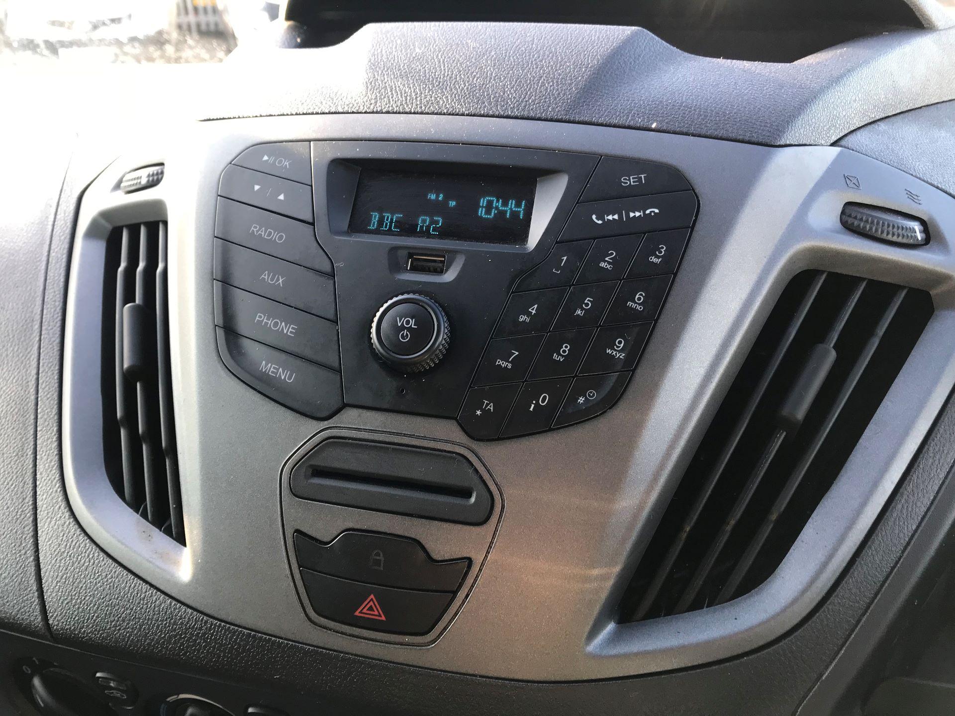 2018 Ford Transit Custom  290 L2 FWD 2.0 TDCI 105PS L/R EURO 6 (FE18VSC) Image 23