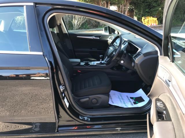 2018 Ford Mondeo 2.0 Tdci Econetic Zetec 5Dr [Nav] (FE18VVH) Image 33