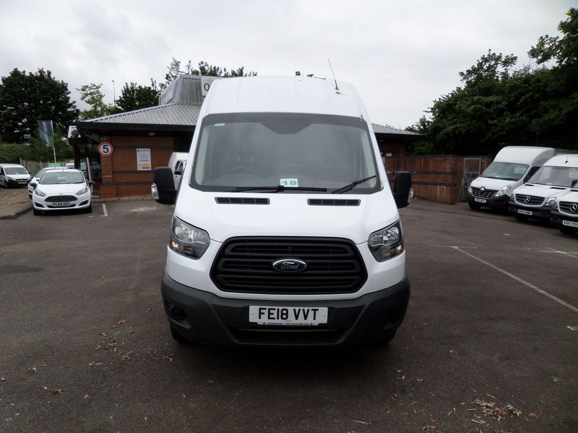 2018 Ford Transit 2018 Ford Transit 350 L3 H3 VAN 130PS EURO 6 (FE18VVT) Image 12