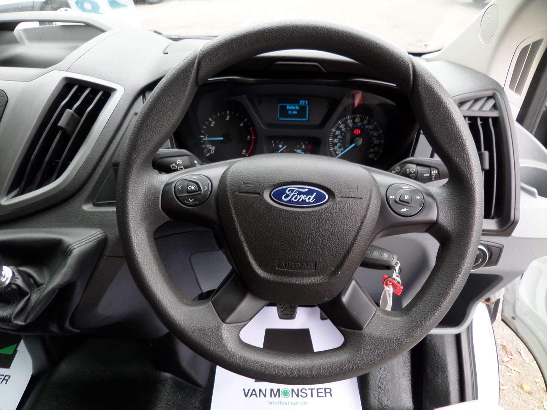 2018 Ford Transit 2018 Ford Transit 350 L3 H3 VAN 130PS EURO 6 (FE18VVT) Image 4