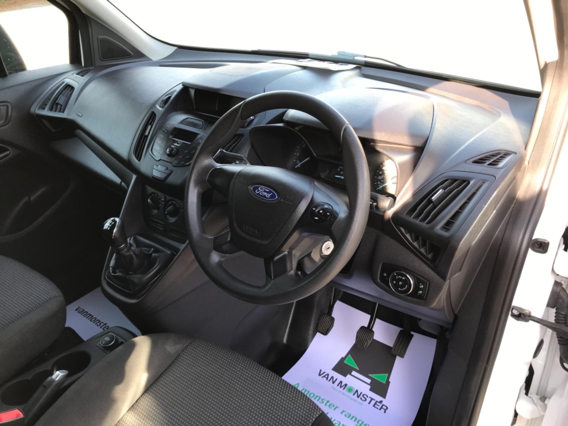 2018 Ford Transit Connect 1.5 Tdci 75Ps Van (FE18VVD) Image 11