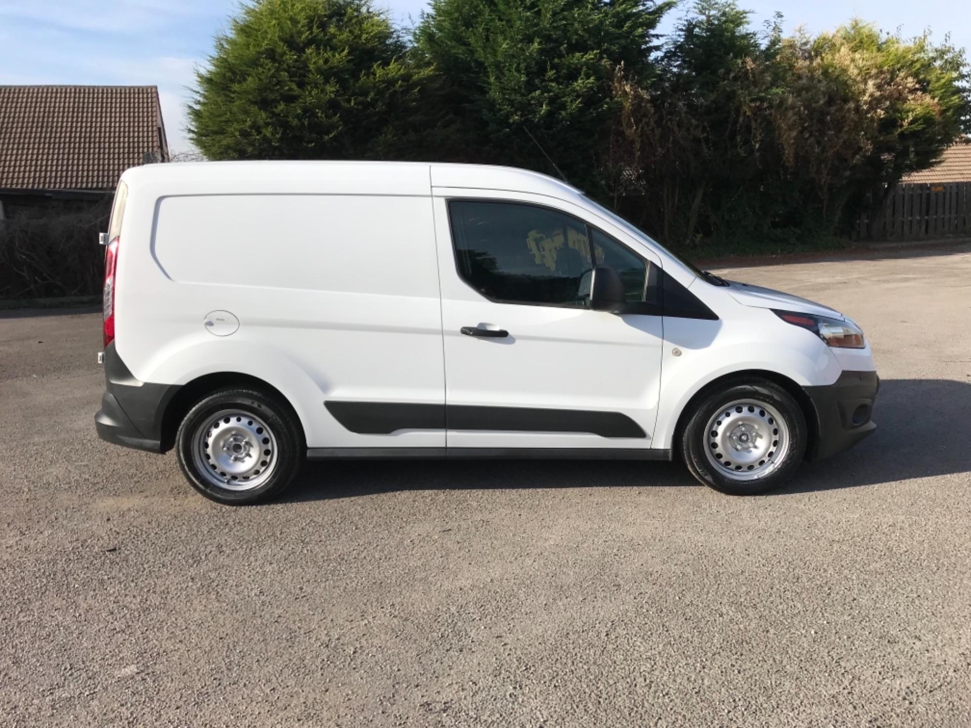 2018 Ford Transit Connect 1.5 Tdci 75Ps Van (FE18VVD) Image 8