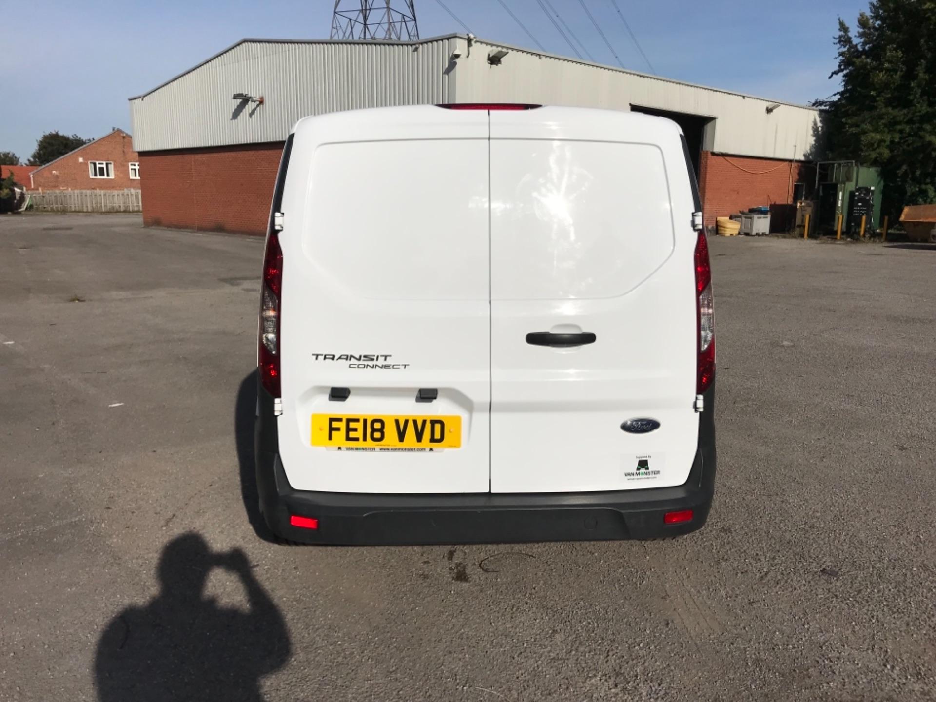 2018 Ford Transit Connect 1.5 Tdci 75Ps Van (FE18VVD) Image 6