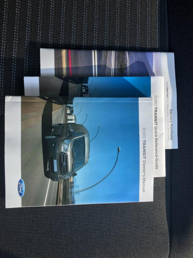 2018 Ford Transit 350 L3 H2 TREND VAN EURO 6 (FE18VWV) Image 31