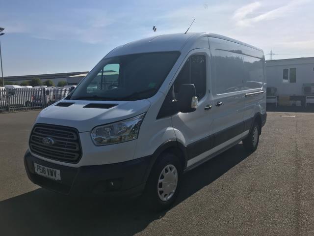 2018 Ford Transit 350 L3 H2 TREND VAN EURO 6 (FE18VWV) Image 3