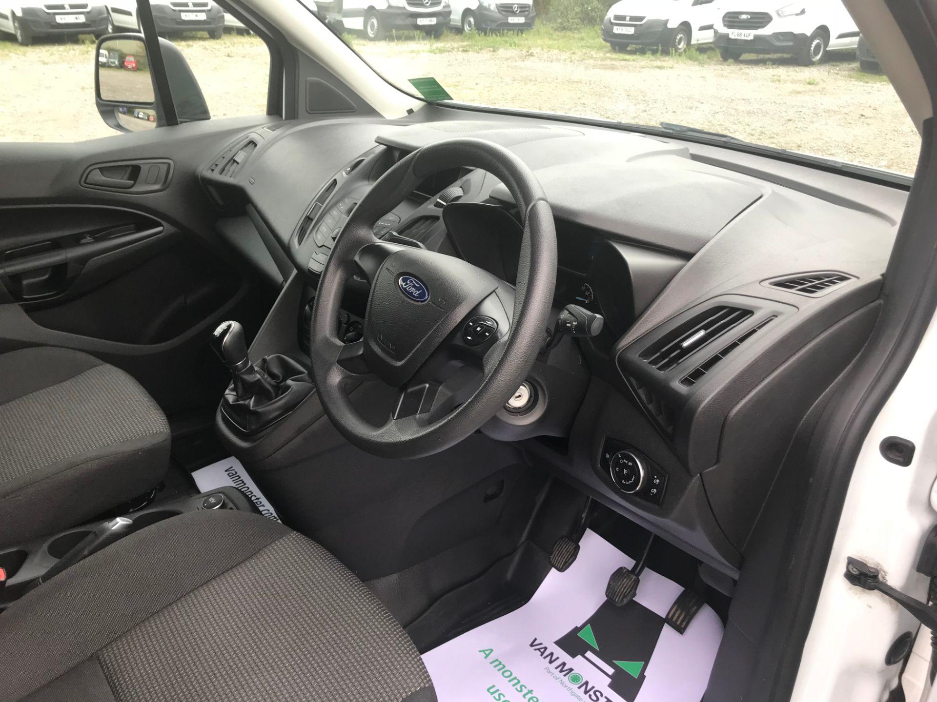 2018 Ford Transit Connect 1.5 Tdci 75Ps Van (FE18VZK) Image 16