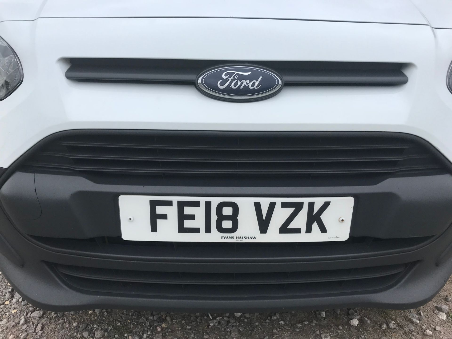 2018 Ford Transit Connect 1.5 Tdci 75Ps Van (FE18VZK) Image 28