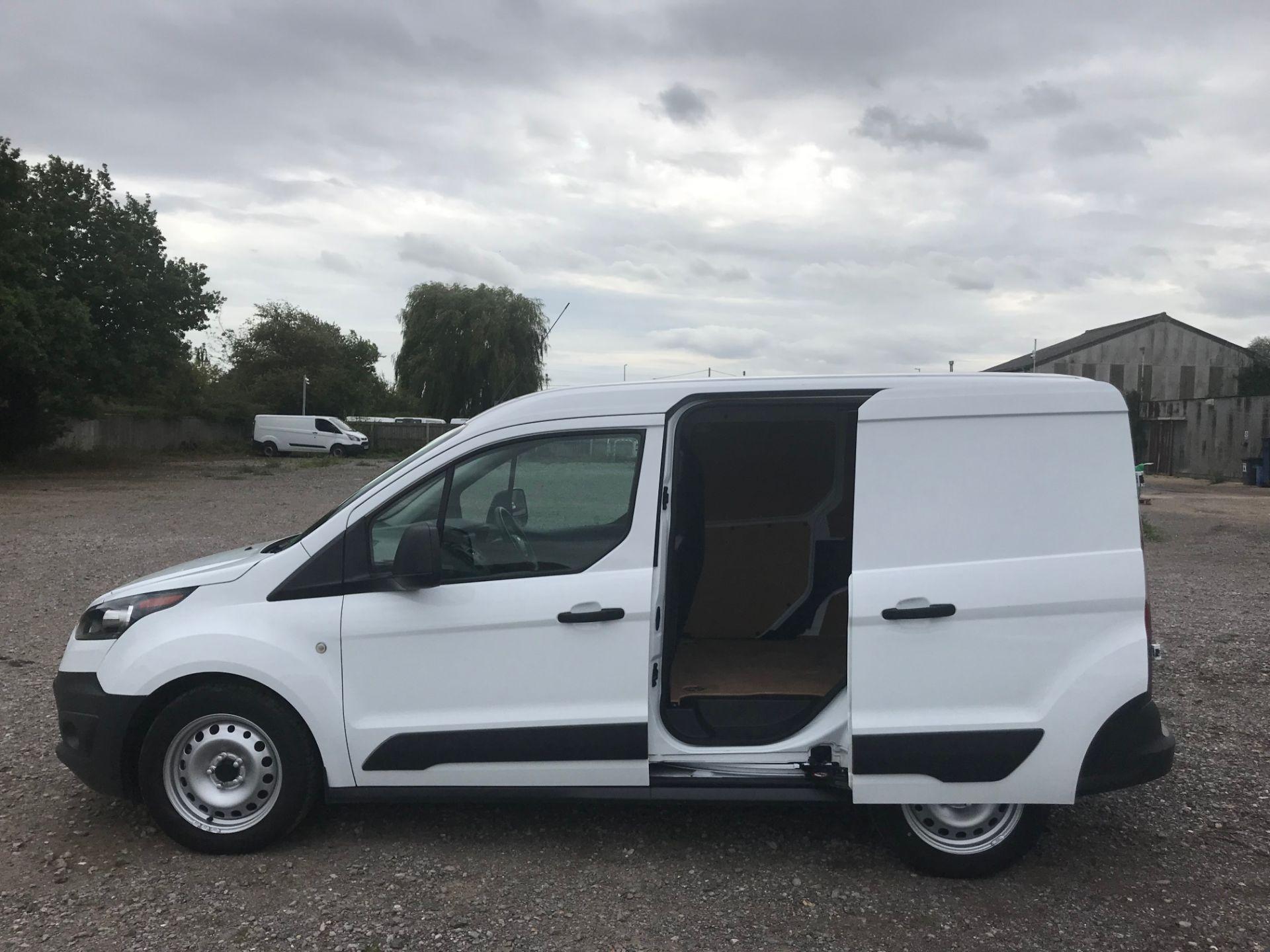 2018 Ford Transit Connect 1.5 Tdci 75Ps Van (FE18VZK) Image 9