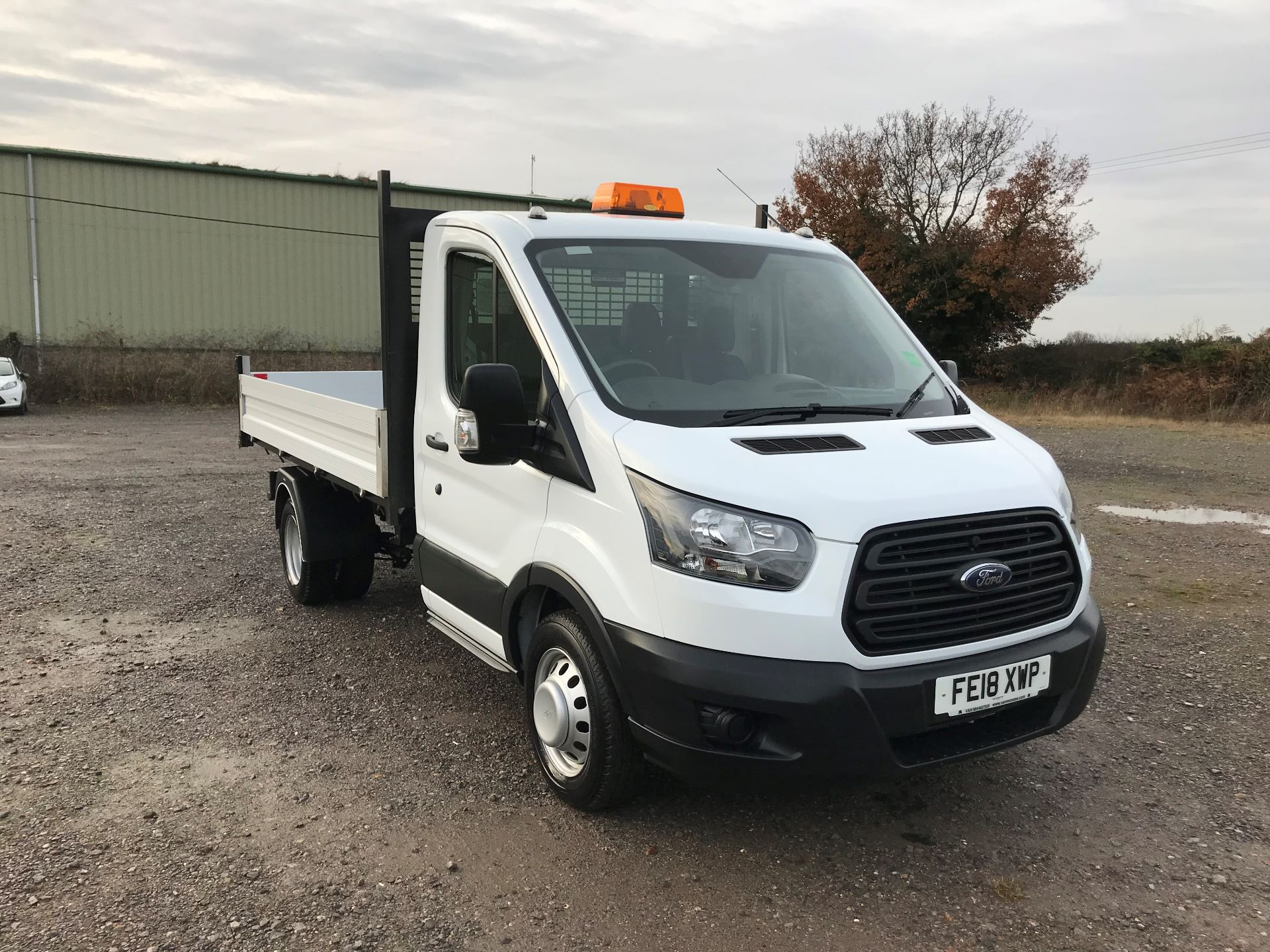 2018 Ford Transit  350 L2 SINGLE CAB TIPPER 130PS EURO 6 (FE18XWP)