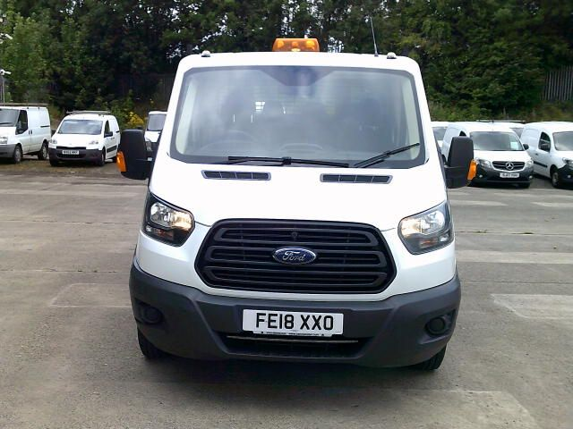 2018 Ford Transit 350 2.0 Tdci 130Ps Double Cab Tipper  (FE18XXO) Image 15
