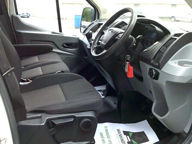 2018 Ford Transit 350 2.0 Tdci 130Ps Double Cab Tipper  (FE18XXO) Image 2