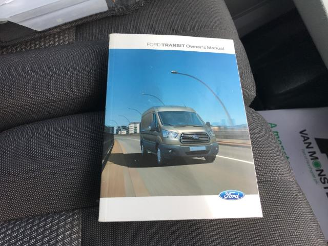 2018 Ford Transit T350 DOUBLE CAB TIPPER 130PS EURO 6 (FE18XZR) Image 26