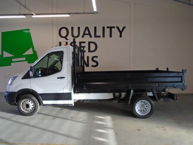 2015 Ford Transit  350 L2 SINGLE CAB TIPPER 125PS EURO 5 (FE65BLX) Image 6