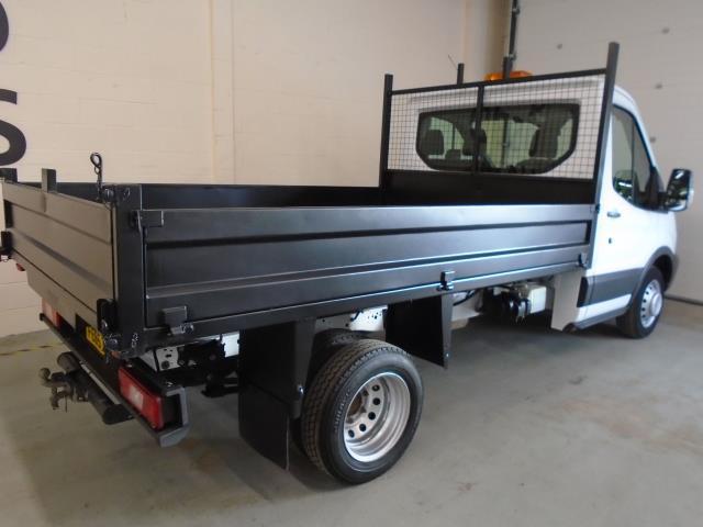 2015 Ford Transit  350 L2 SINGLE CAB TIPPER 125PS EURO 5 (FE65BLX) Image 17