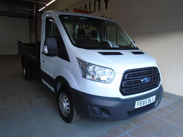 2015 Ford Transit  350 L2 SINGLE CAB TIPPER 125PS EURO 5 (FE65BLX)