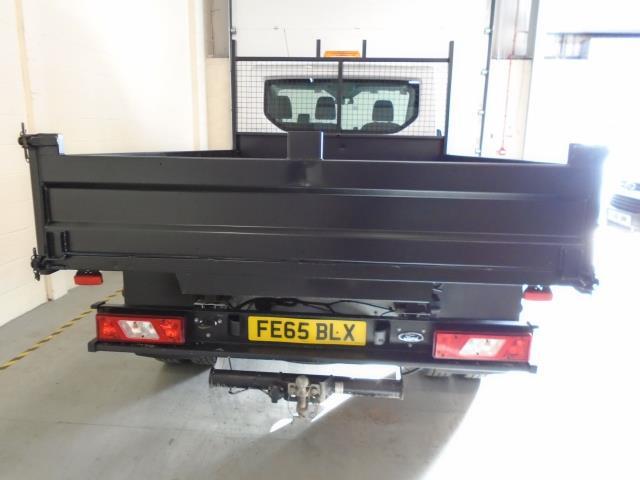 2015 Ford Transit  350 L2 SINGLE CAB TIPPER 125PS EURO 5 (FE65BLX) Image 14