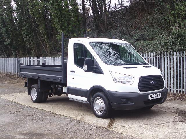 2015 Ford Transit  350 L2 SINGLE CAB TIPPER 125PS EURO 5 (FE65BPF)