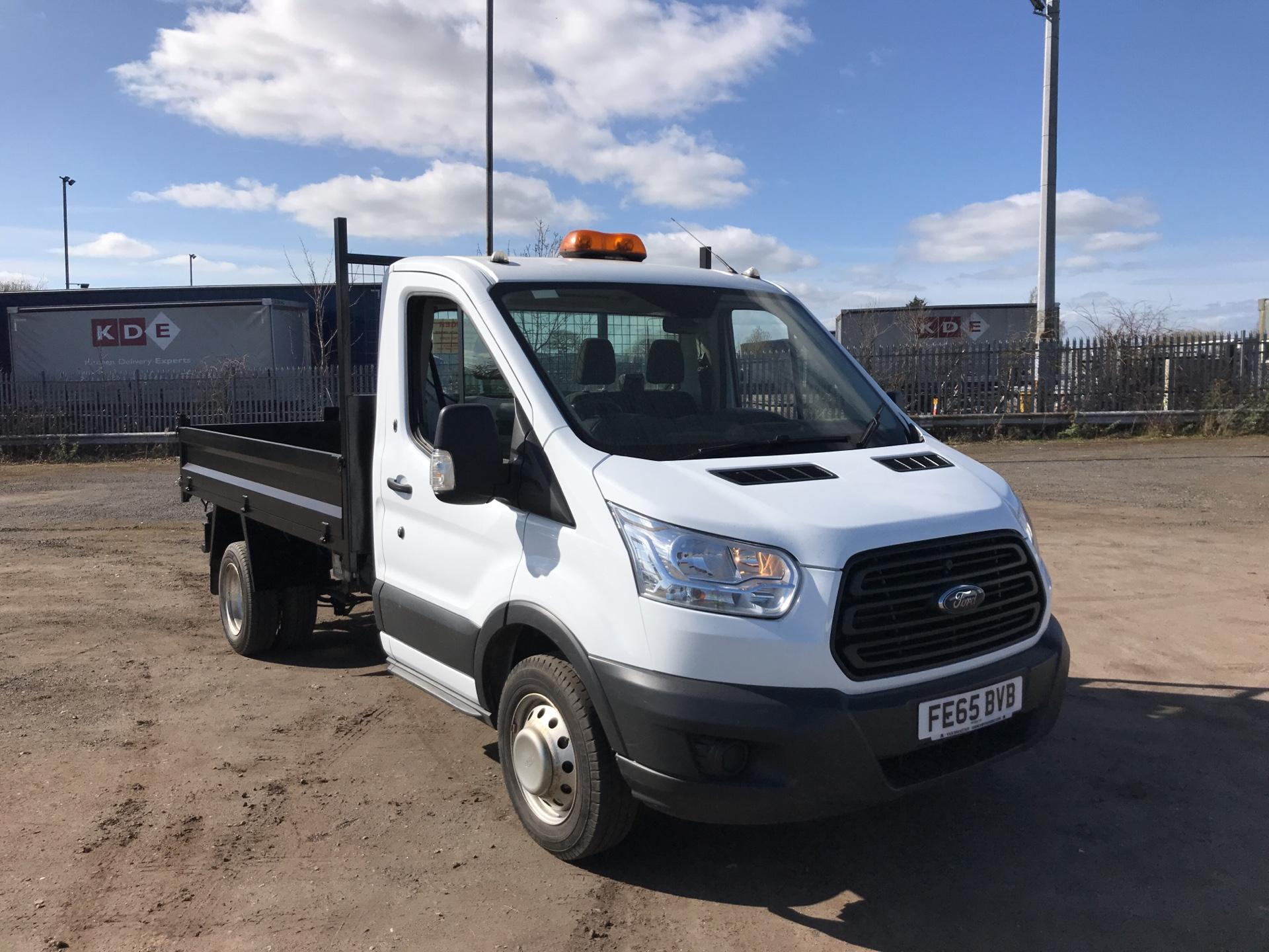 2015 Ford Transit  350 L2 SINGLE CAB TIPPER 125PS EURO 5 (FE65BVB)