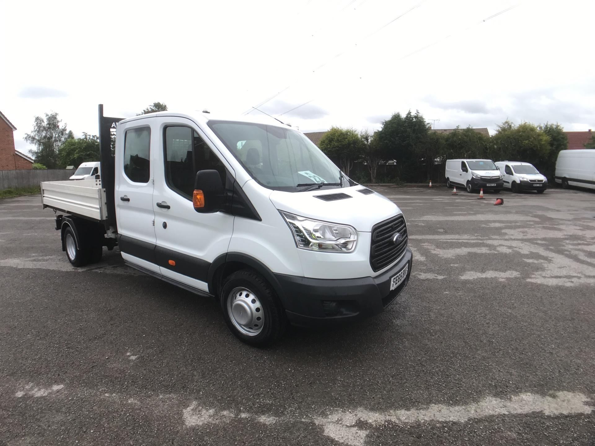 2015 Ford Transit 350 L3 DOUBLE CAB TIPPER 125PS EURO 5 (FE65BVH)