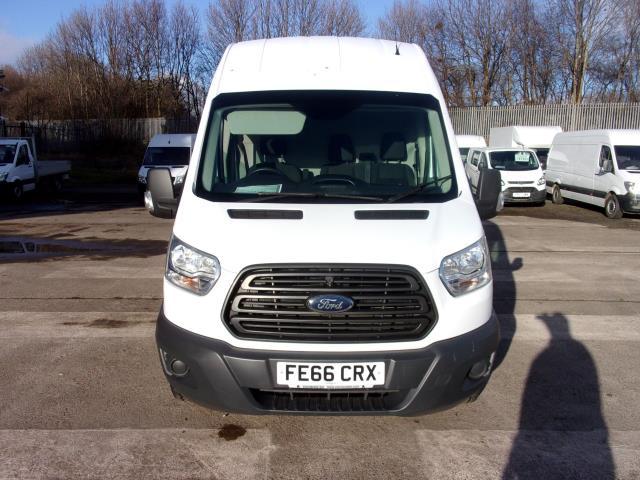2016 Ford Transit 350 2.2 Tdci 125Ps L3 H3 Van (FE66CRX) Image 15
