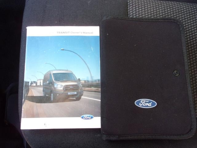 2016 Ford Transit 350 2.2 Tdci 125Ps L3 H3 Van (FE66CRX) Image 21