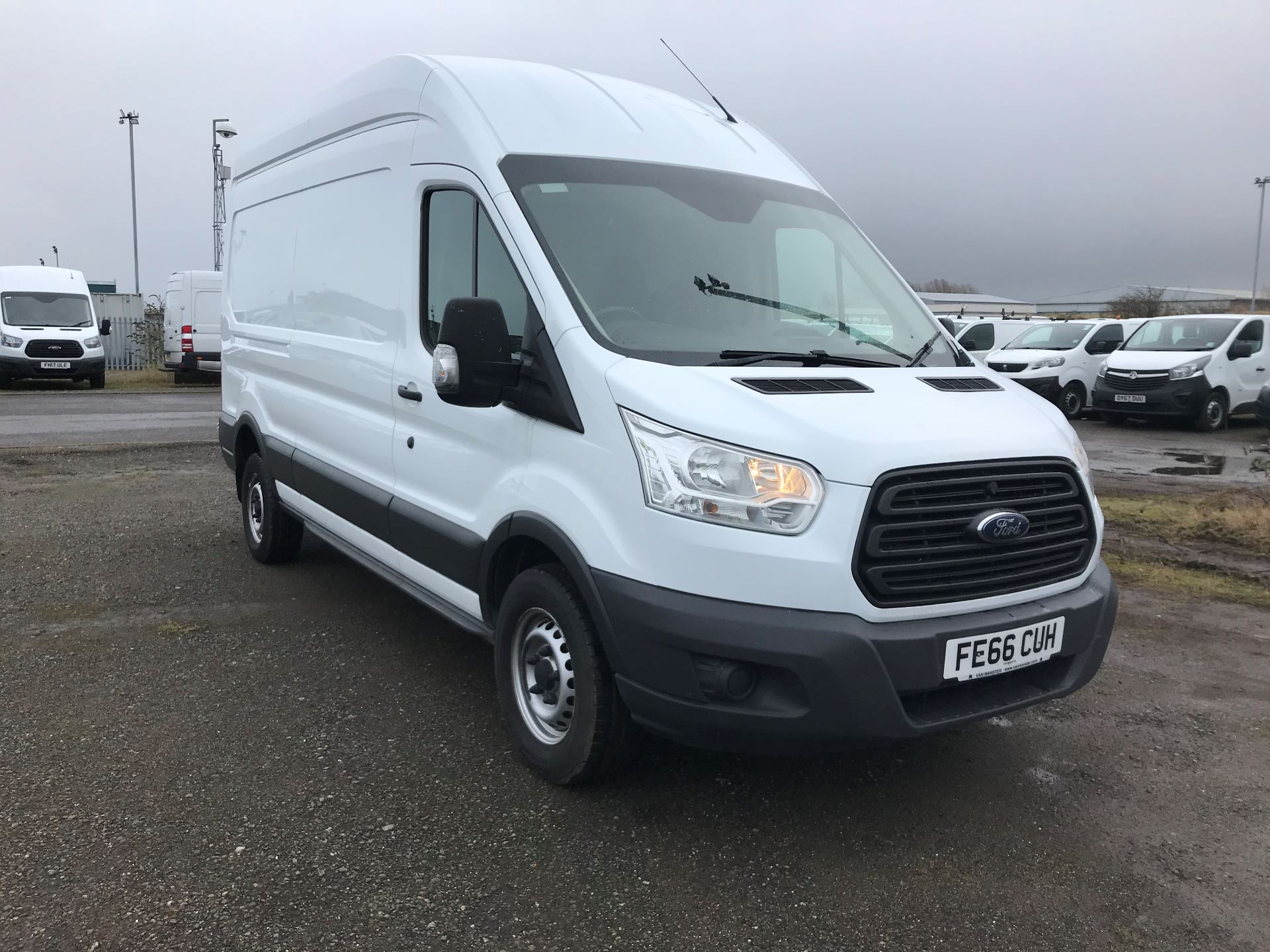 2016 Ford Transit 2.2 Tdci 125Ps H3 Van