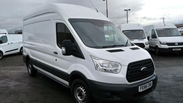 2016 Ford Transit 2.2 Tdci 125Ps H3 Van (FE66CUU)
