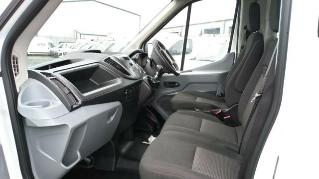 2016 Ford Transit 2.2 Tdci 125Ps H3 Van (FE66CUU) Image 19