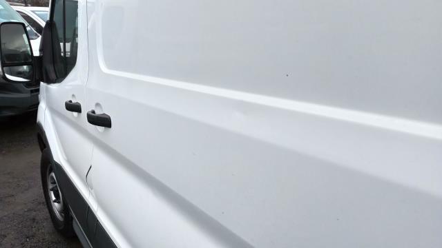 2016 Ford Transit 2.2 Tdci 125Ps H3 Van (FE66CUU) Image 14