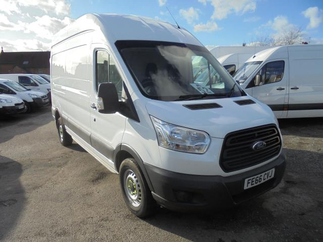 2016 Ford Transit 2.2 Tdci 125Ps H3 Van (FE66CVJ)