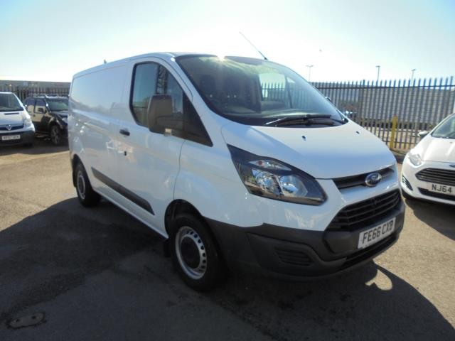 2016 Ford Transit Custom 290 L1 DIESEL FWD 2.2  TDCI 100PS LOW ROOF VAN EURO 5 (FE66CXB)