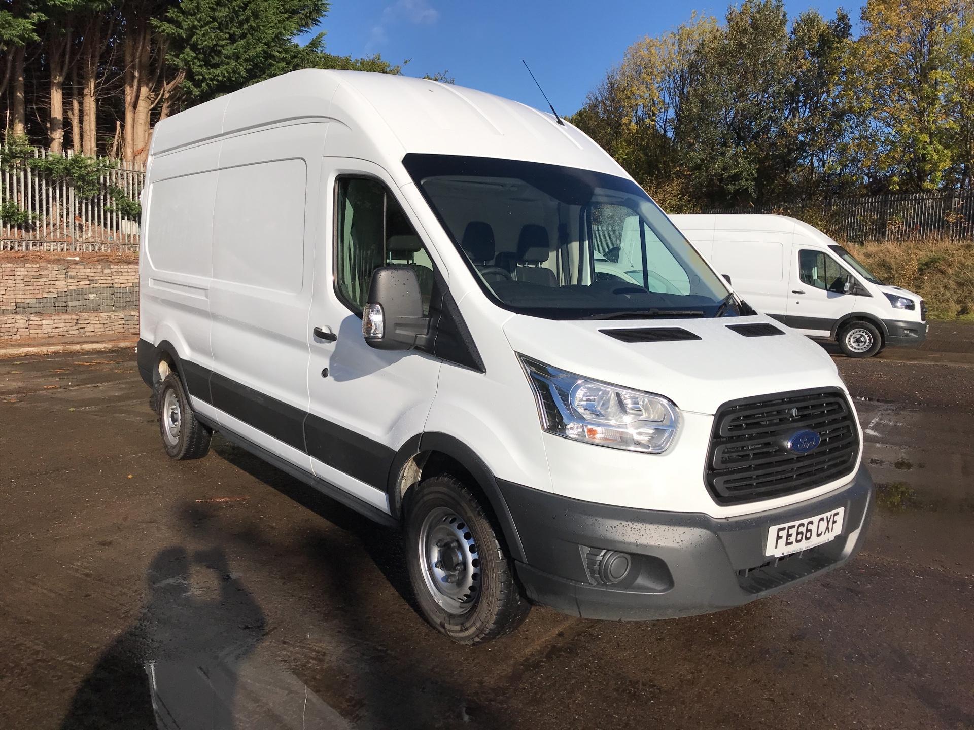 2016 Ford Transit 350 L3 H3 125PS VAN EURO 5 (FE66CXF)