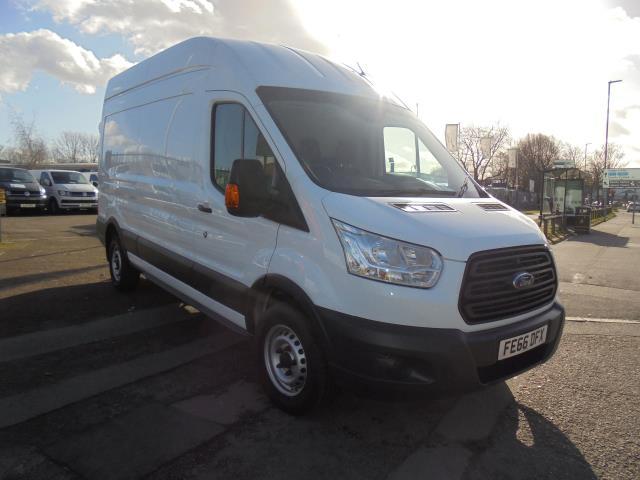 2016 Ford Transit 2.2 Tdci 125Ps H3 Van (FE66DFX)