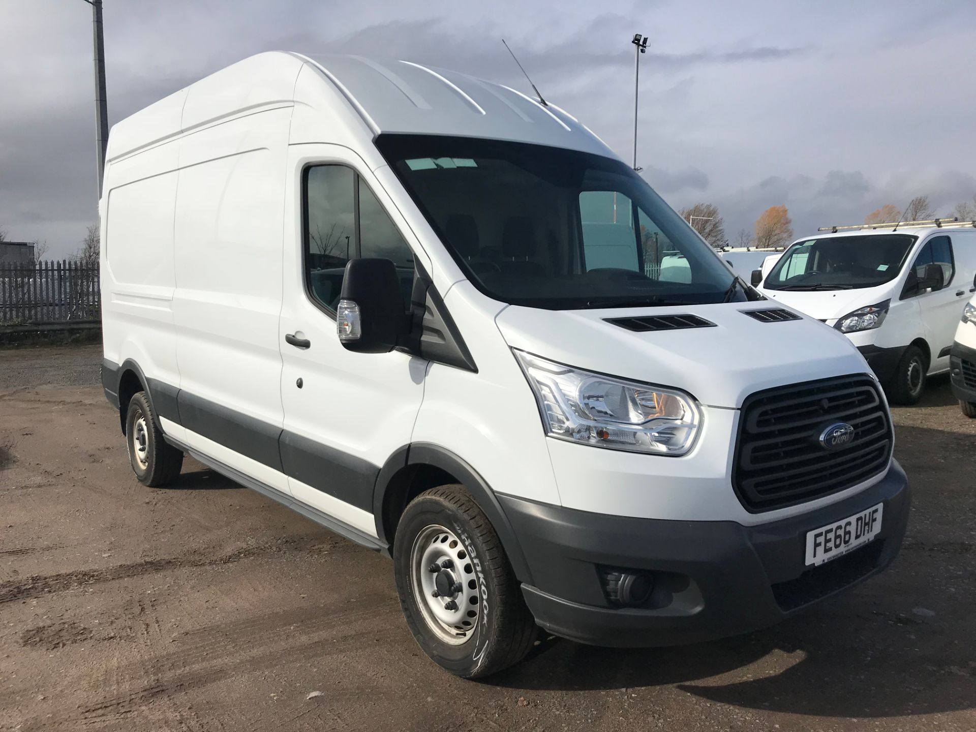 2016 Ford Transit 2.2 Tdci 125Ps H3 Van (FE66DHF)