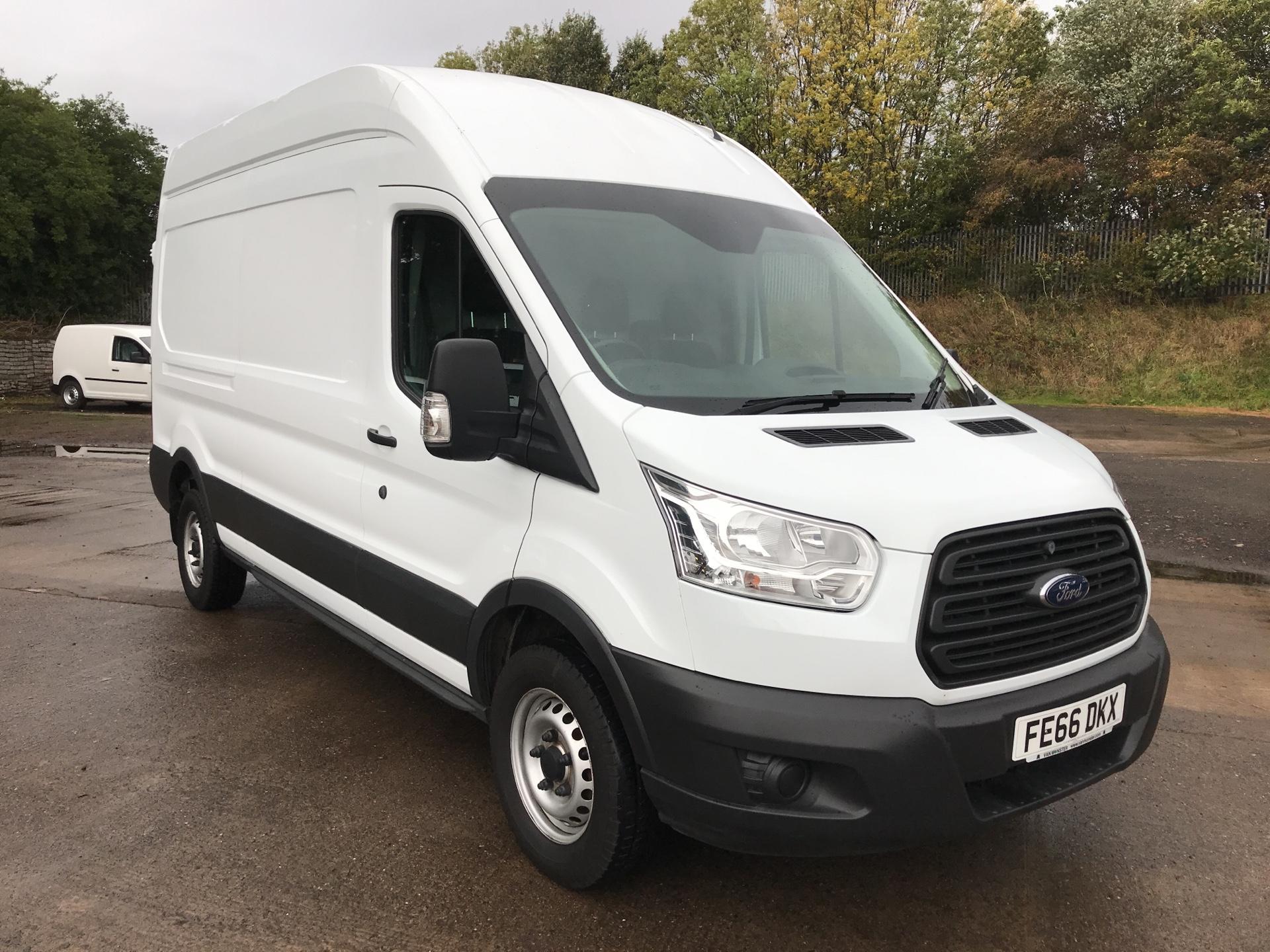 2016 Ford Transit 350 L3 H3 VAN 125PS EURO 5 (FE66DKX)