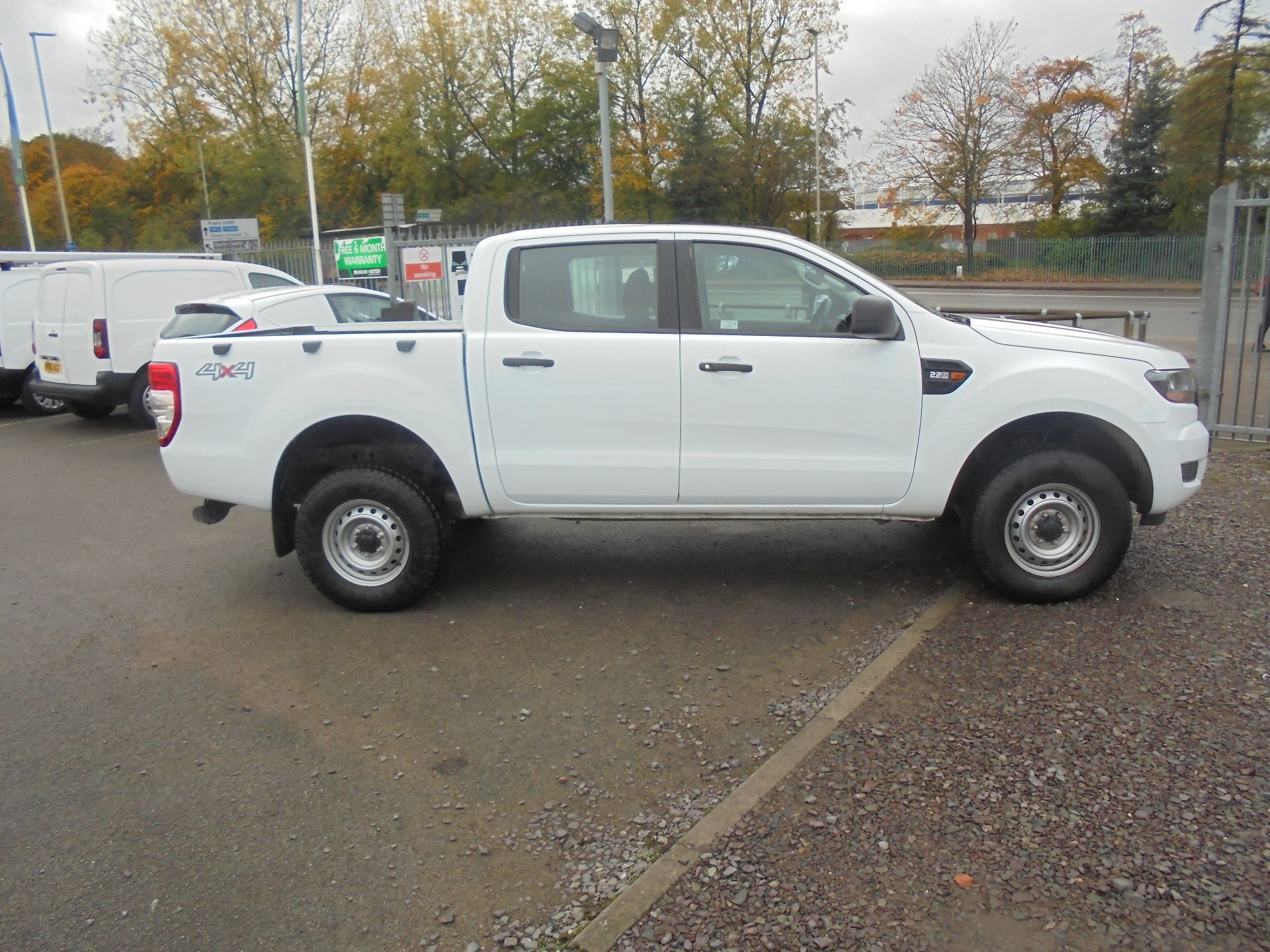 2016 Ford Ranger PICKUP 4X4 XL 2.2 TDCI D/C 160PS EURO 6 (FE66DTN) Image 2