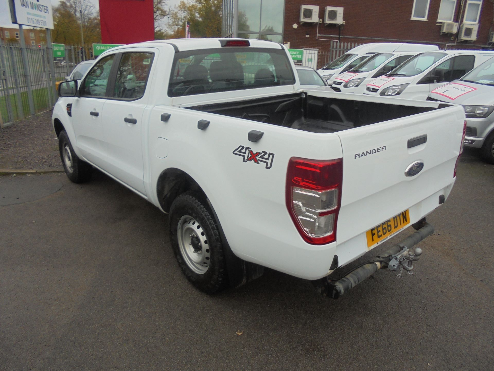 2016 Ford Ranger PICKUP 4X4 XL 2.2 TDCI D/C 160PS EURO 6 (FE66DTN) Image 6