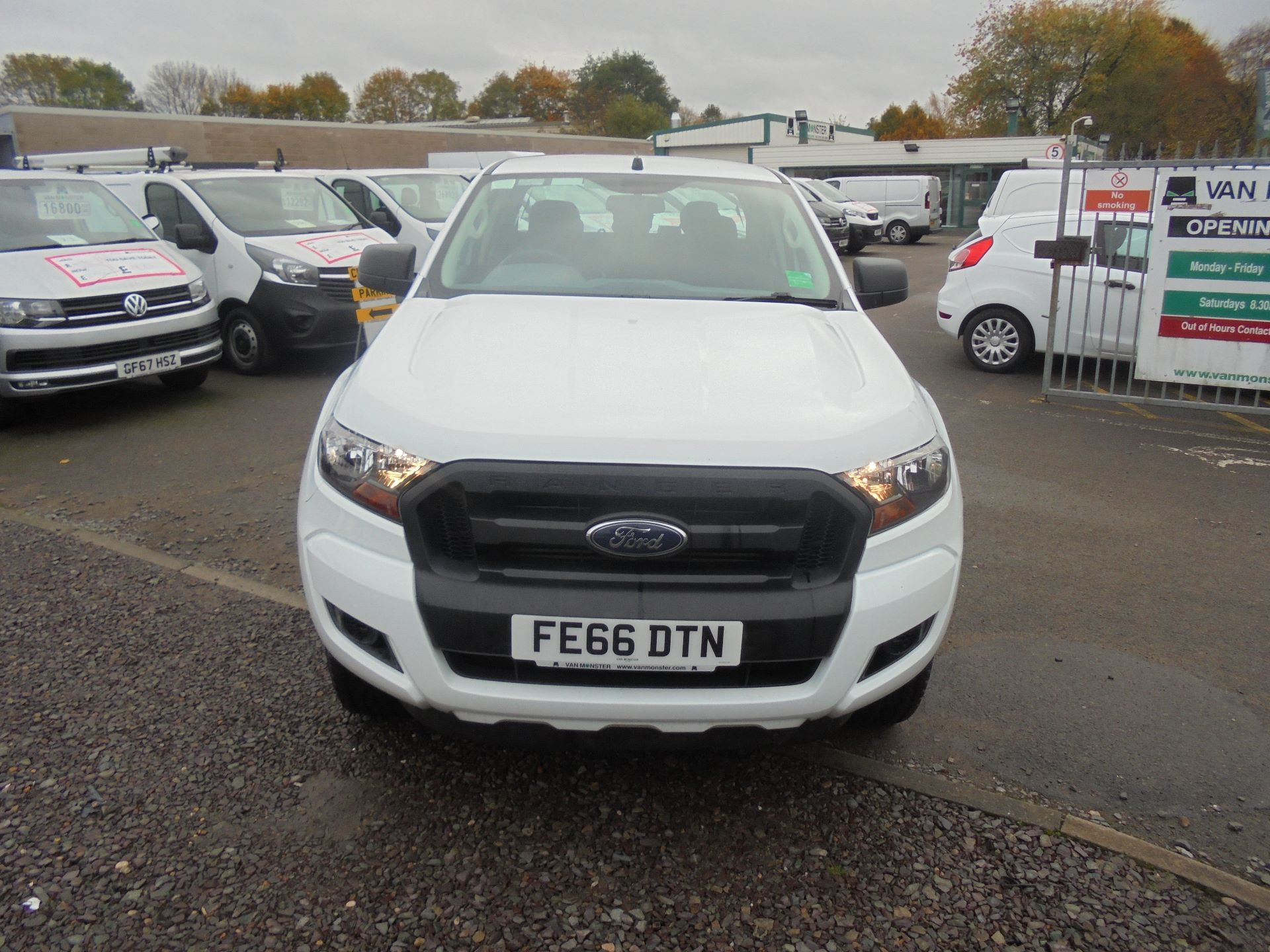 2016 Ford Ranger PICKUP 4X4 XL 2.2 TDCI D/C 160PS EURO 6 (FE66DTN) Image 9