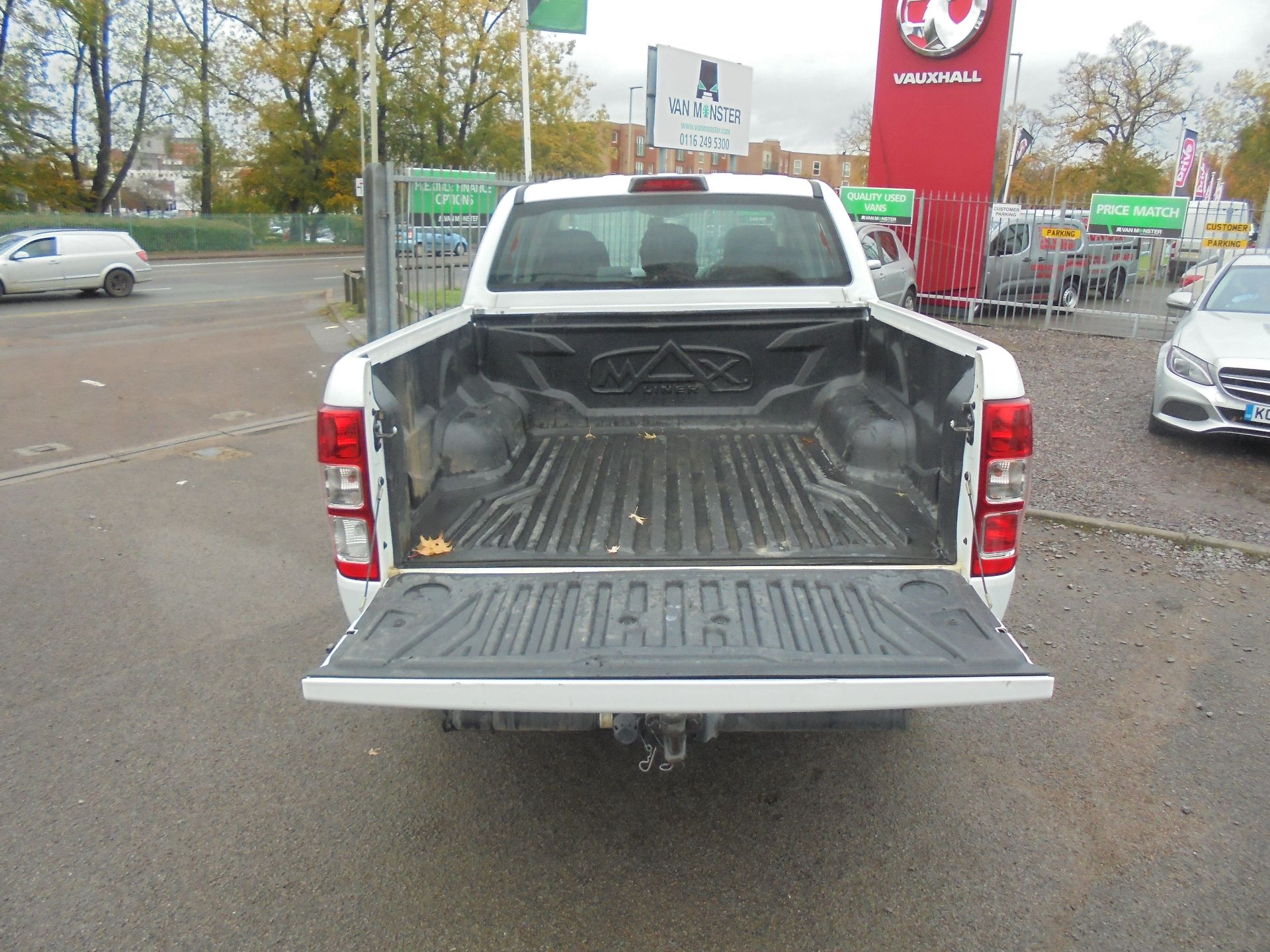 2016 Ford Ranger PICKUP 4X4 XL 2.2 TDCI D/C 160PS EURO 6 (FE66DTN) Image 5