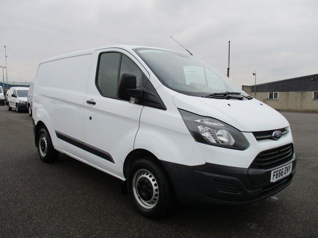 2016 Ford Transit Custom 2.2  SWB LOW ROOF 100PS VAN (FE66DVY)