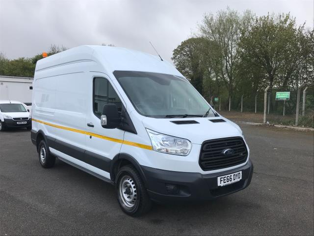 2016 Ford Transit  350 L3 H3 VAN 125PS EURO 5 (FE66DYD)