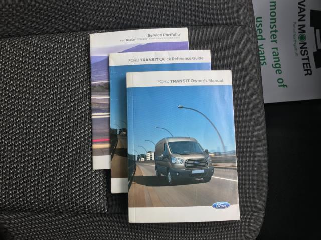 2016 Ford Transit  350 L3 H3 VAN 125PS EURO 5 (FE66DYD) Image 25
