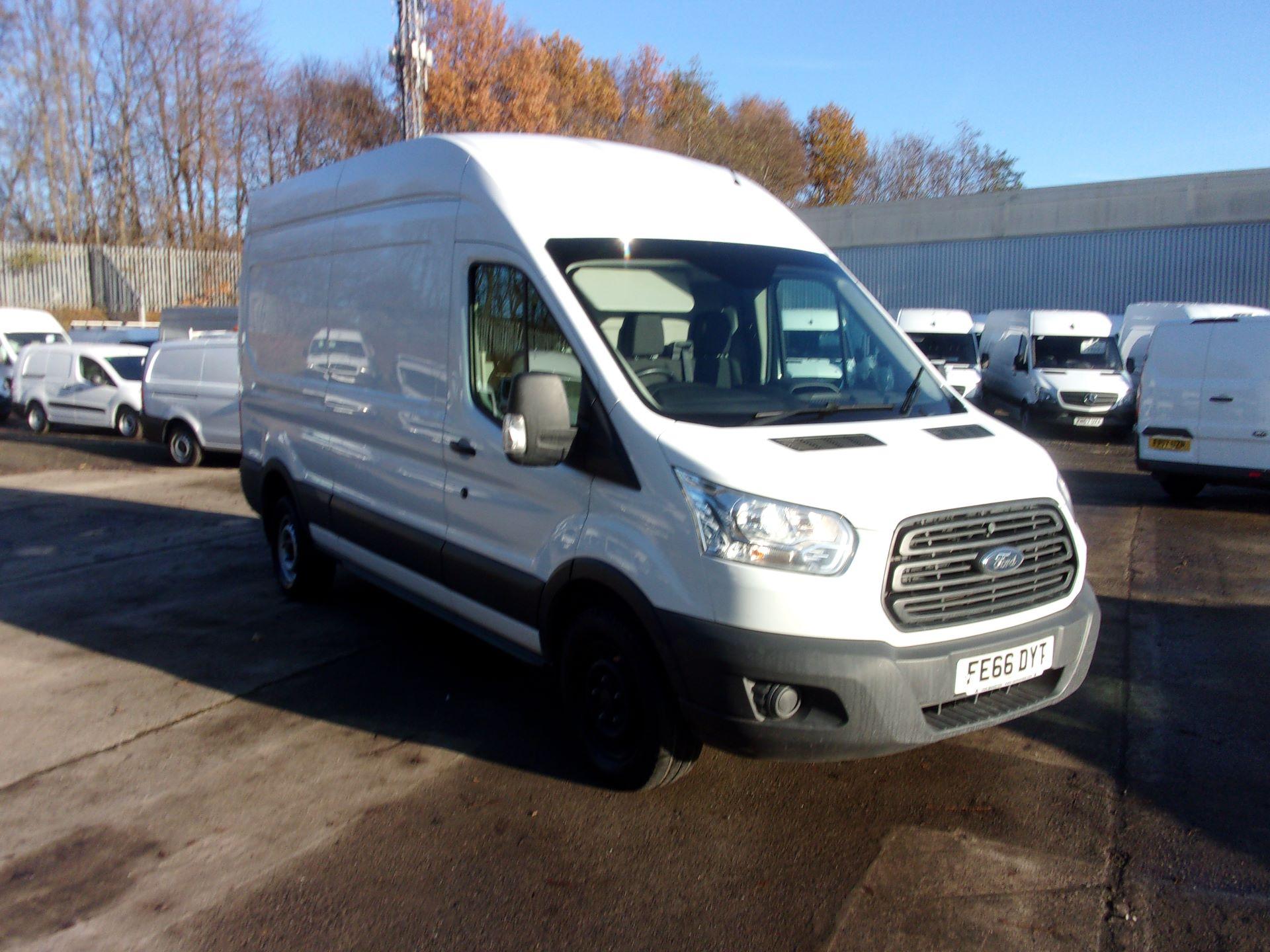 2016 Ford Transit 350 L3 H3 125PS VAN EURO 5 (FE66DYT)