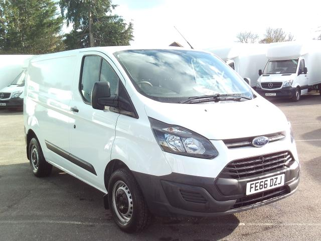 2016 Ford Transit Custom 290 L1 DIESEL FWD 2.2  TDCI 100PS LOW ROOF VAN EURO 5 (FE66DZJ)