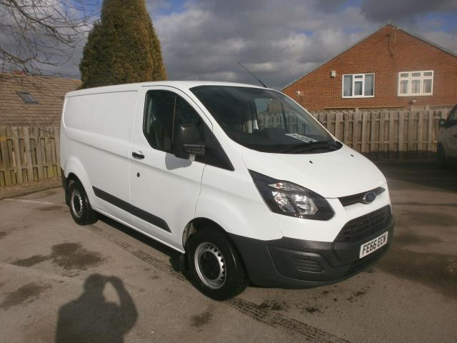 2016 Ford Transit Custom L1 290 SWB 2.2 Tdci 100Ps Low Roof Van (FE66ECN)