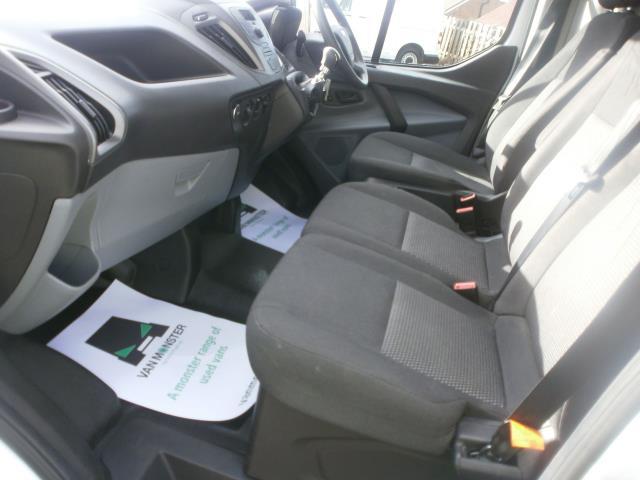 2016 Ford Transit Custom L1 290 SWB 2.2 Tdci 100Ps Low Roof Van EURO 5 (FE66ECN) Image 4