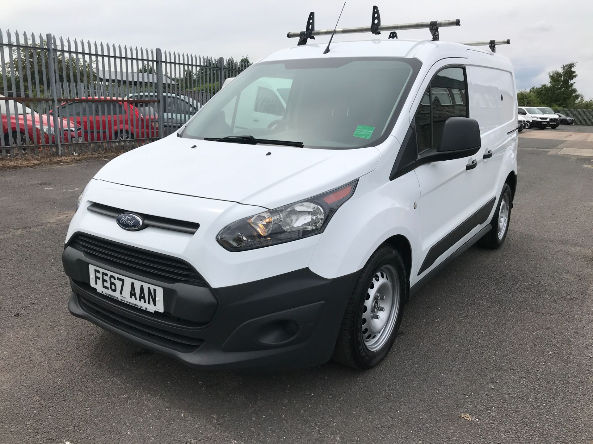 2017 Ford Transit Connect T200 L1 H1 1.5TDCI 75PS EURO 6 (FE67AAN) Image 2