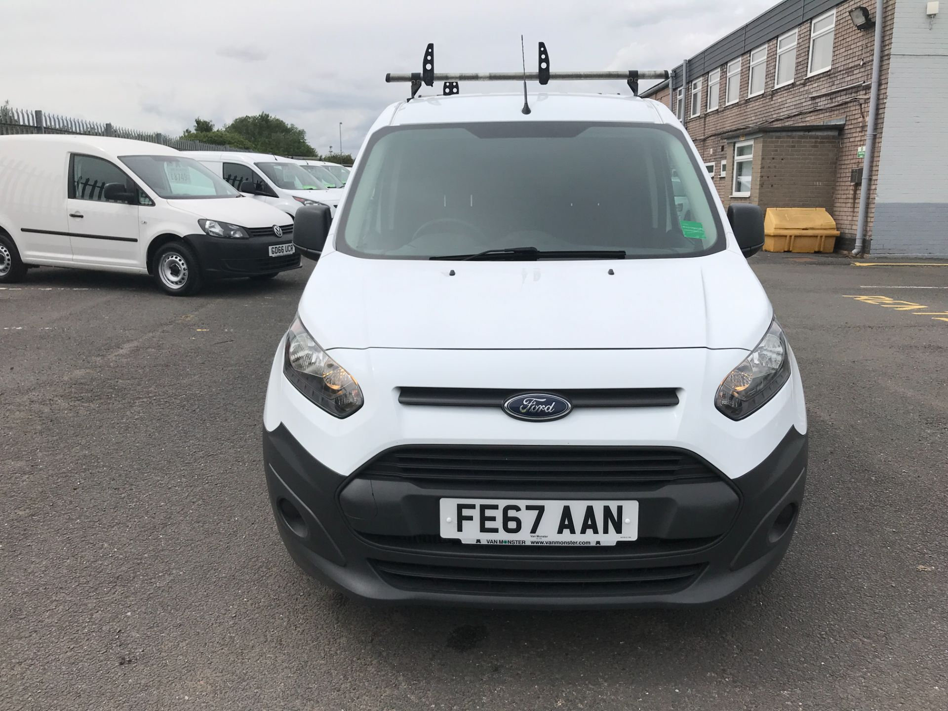 2017 Ford Transit Connect T200 L1 H1 1.5TDCI 75PS EURO 6 (FE67AAN) Image 16